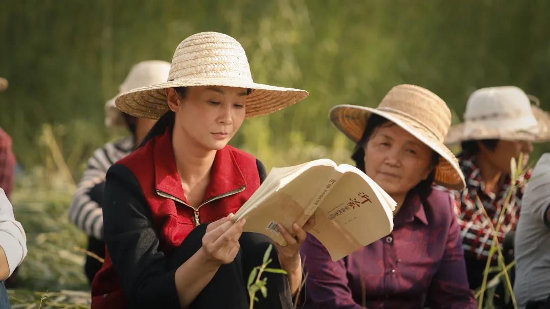 电视剧《遍地书香》观后:农民品出了书的香