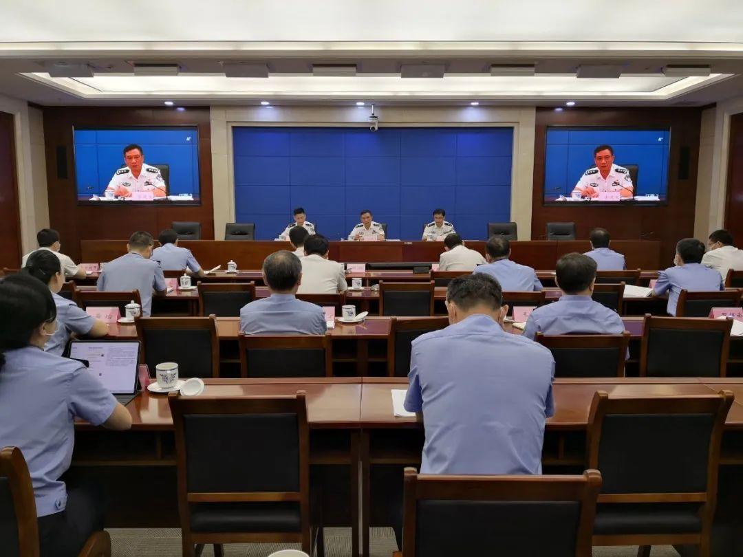 """战鼓擂响――江西公安全面部署打击食药环犯罪""""昆仑2020""""专项行动"""