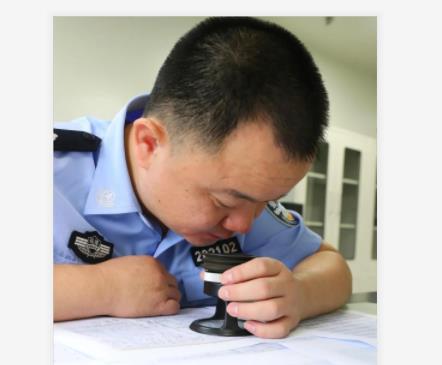 """蔡昌明:从"""" 文检师 """"到电子物证专家 让手机电脑""""开口说话"""""""