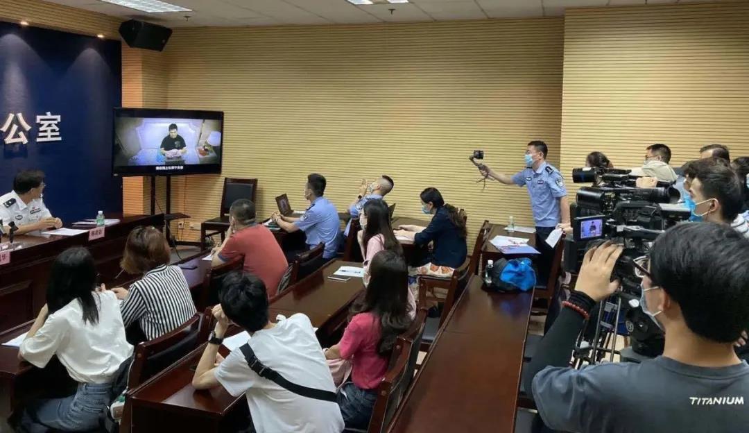 广州公安诚意制作公益微电影《一脱成恨》正式上线!
