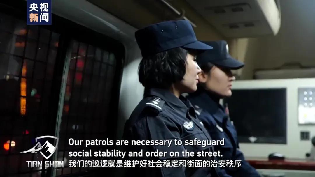 新疆女特警反恐记忆:恐怖分子可不会管你是男是女