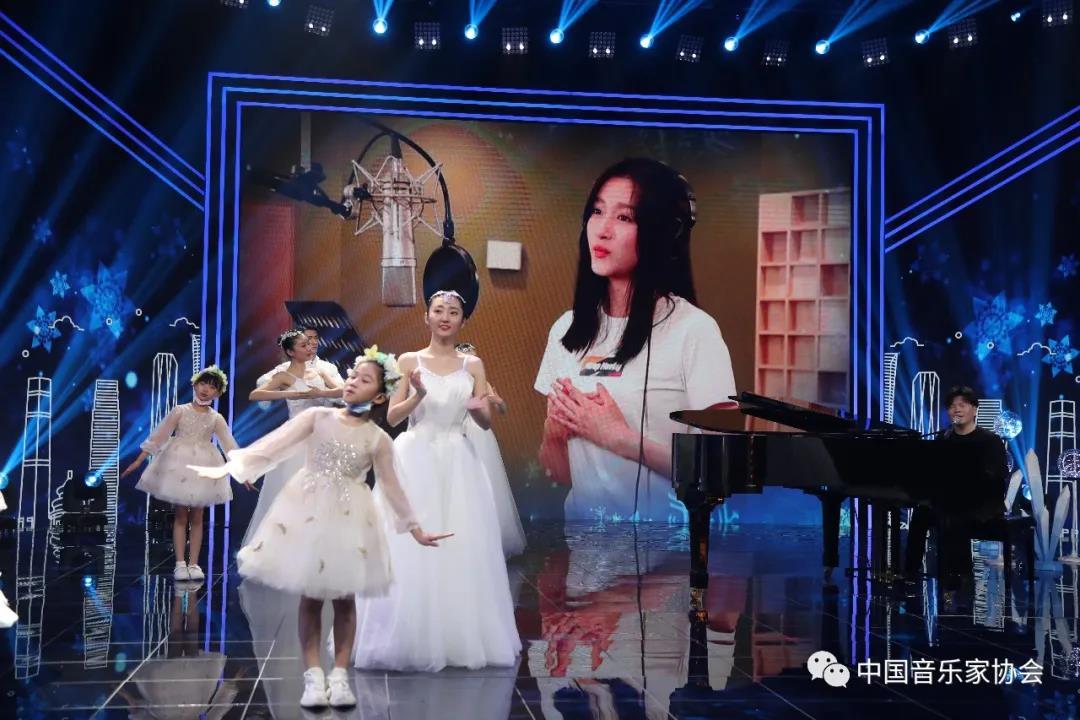 北京2022年冬奥会和冬残奥会第一届冬奥优秀音乐作品发布