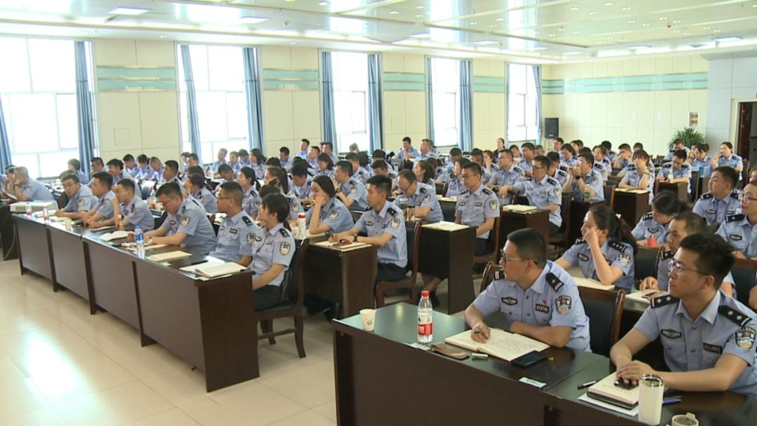 西宁公安宣传骨干培训班开班
