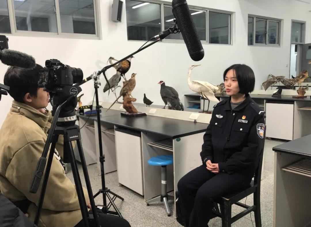 《我是XX生》第三集开播!我院刑事科学技术学院带你感受不一样的警校生活