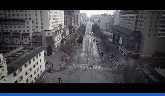 微视频《疫情在前 警察不退》