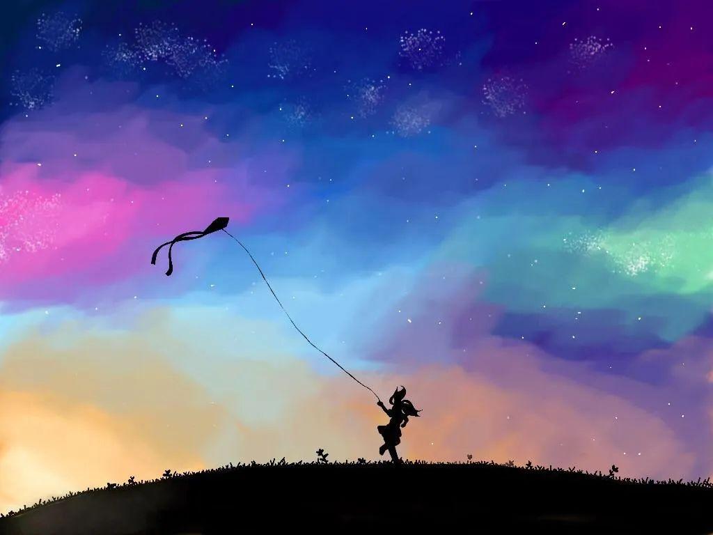 铁凝:风筝仙女