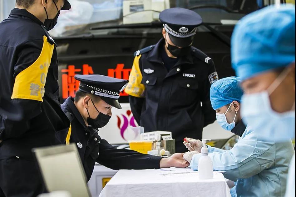 """光影诗行――广东公安文艺在""""疫""""线绽放"""