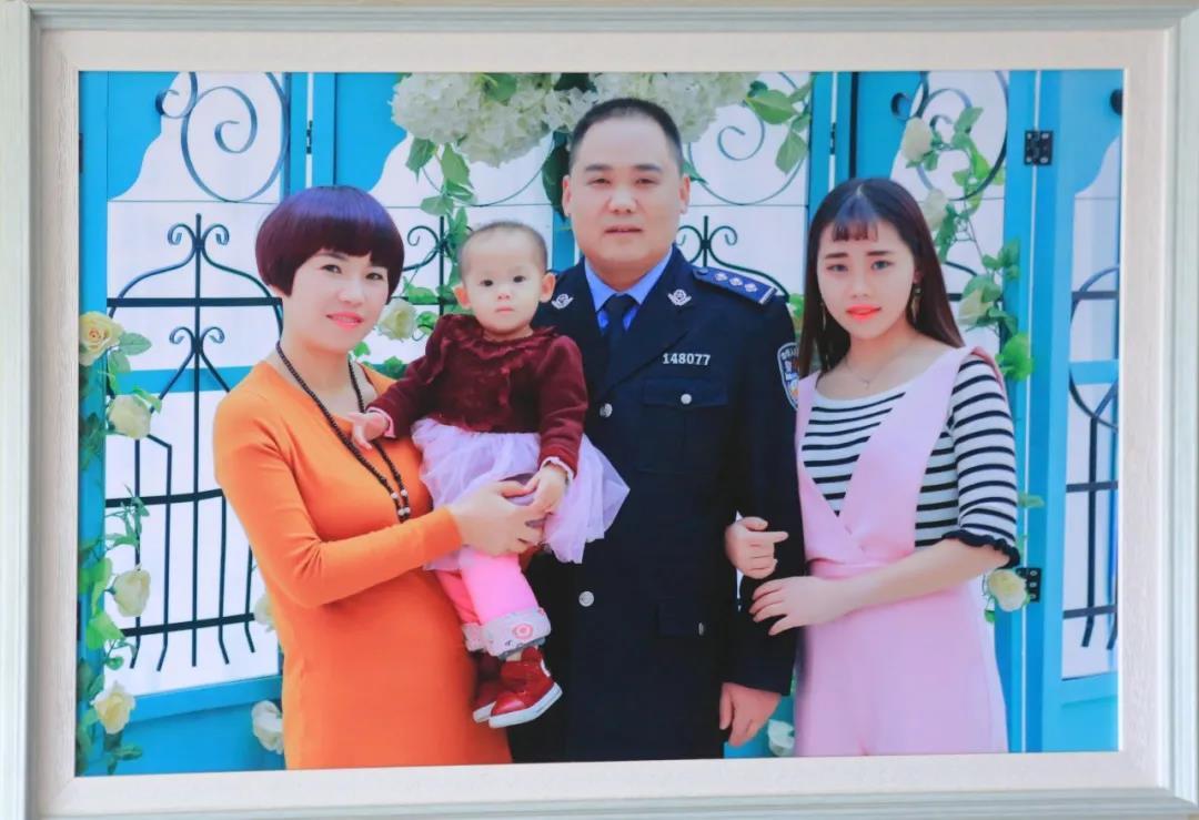 """一封警察的""""七夕""""家书"""