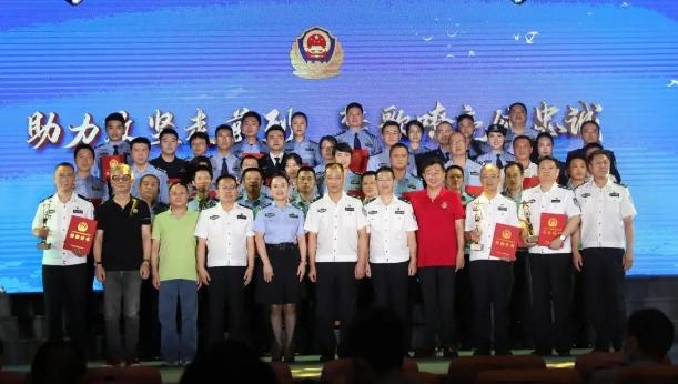 广州公安警营原创歌曲比赛决赛圆满举行