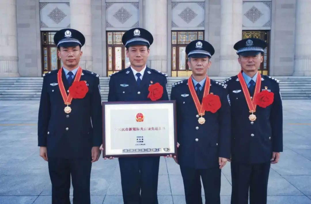 天津政法系统3名个人和1个集体受到国家表彰