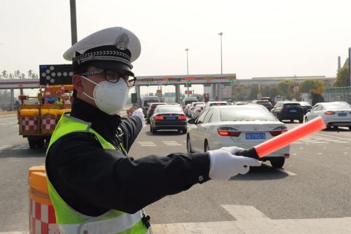 上海公安机关圆满完成清明小长假安保工作
